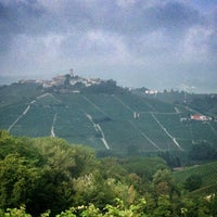 Photo taken at Castiglione Falletto by Alexey C. on 8/20/2014