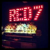 Photo taken at Red 7 by Victor G. on 3/13/2013