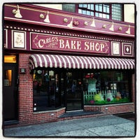 Photo taken at Carlo's Bake Shop by Victor G. on 5/2/2013