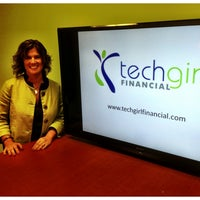 Photo taken at techgirl financial by Victor G. on 6/11/2013