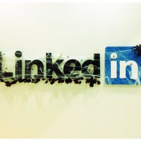 Photo taken at LinkedIn Building 2 by Victor G. on 10/9/2013