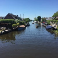 Photo taken at Vroonlandse Brug by Hans C. on 5/25/2017