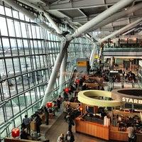 Photo taken at Terminal 5 by Phil M. on 3/12/2013