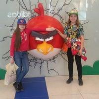 Снимок сделан в Angry Birds Activity Park пользователем Танюсик Г. 5/25/2015
