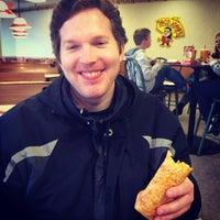 Photo taken at Taco John's by Todd H. on 4/29/2014