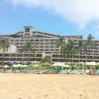 Photo taken at The St. Regis Princeville Resort by Megan E. on 7/23/2013
