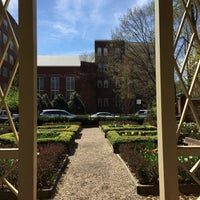 Photo taken at 18th Century Garden by Ethan L. on 4/18/2015