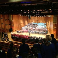 Photo taken at Barbican Centre by Jonathan A. on 3/4/2013