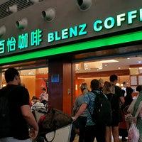 Photo taken at 百怡咖啡 Blenz Coffee / Yeasun Coffee by Jonathan A. on 1/4/2017