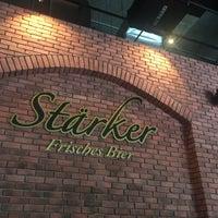 Photo taken at Stärker Frisches Bier by Steven J. on 3/23/2016