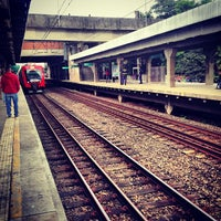 Photo taken at Estação Presidente Altino (CPTM) by Rodrigo N. on 1/28/2013