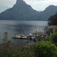 Photo taken at Hotel Traunsee by Ppie P. on 6/13/2015