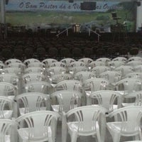 Photo taken at Igreja Mundial do Poder de Deus by Ruben F. on 5/1/2013