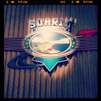 Photo taken at Soarin' Over California by Tanya H. on 10/23/2012