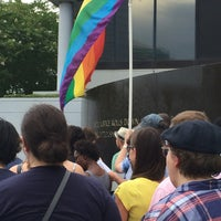 Photo taken at Civil Rights Memorial Center (SPLC) by Mumager on 6/14/2016
