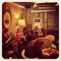 Photo taken at Café Brecht by Álvaro V. on 5/10/2013