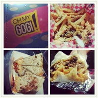 Photo taken at Oh My Gogi! Truck by Tom P. on 9/30/2012