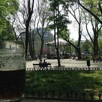 Photo taken at Пивной Сад by Vlasov D. on 4/30/2013