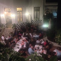 Photo taken at Terrassa Bar Restaurant Diana by Vlasov D. on 8/7/2014