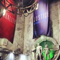 Photo taken at Warner Bros. Movie World by Nick D. on 3/27/2013