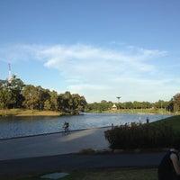 Photo taken at Adelaide Rowing Club by David H. on 11/27/2012
