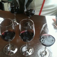 Photo taken at Ferry Plaza Wine Merchant by George C. on 9/28/2012