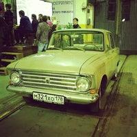 Снимок сделан в Музей городского электрического транспорта пользователем Максим  AKCTV  Б. 5/19/2013