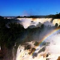 Foto tomada en Cataratas del Iguazú por Santiago C. el 7/2/2013