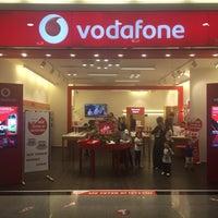 Photo taken at Vodafone by umut u. on 10/4/2015