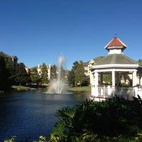 Photo taken at Sheraton Vistana Resort Villas, Lake Buena Vista/Orlando by Blake W. on 2/16/2013