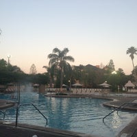 Photo taken at Sheraton Vistana Resort Villas, Lake Buena Vista/Orlando by Blake W. on 4/8/2013