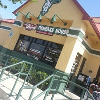 Photo taken at The Original Pancake House by Chassie J. on 3/18/2013