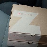 Photo taken at zpizza by Ryan L. on 2/22/2014