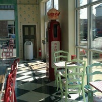 Photo taken at Carmel City Center Shops by Cher D. on 3/23/2013