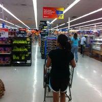 Photo taken at Walmart Supercenter by Scott C. on 10/24/2012