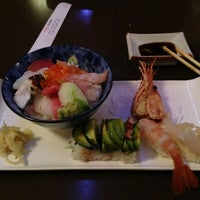 Photo taken at Itto Sushi by Arthur W. on 4/6/2013