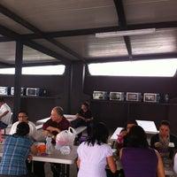 """Photo taken at Comedor Sindical Tlaxcoaque No 8. """"Ruf Garden"""" by Eduardo E. on 5/20/2013"""