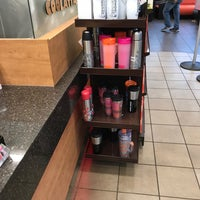 Photo taken at Dunkin' Donuts by Stole I. on 10/9/2017