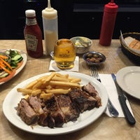 Photo taken at The Bar-B-Q Grill by Stole I. on 9/29/2015