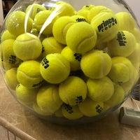 Photo taken at Lawn Tennis Club by Julia V. on 10/26/2016