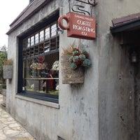 Photo taken at Carmel Valley Coffee Roasting Company by Luke G. on 9/24/2014