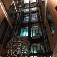 Photo taken at Ovolo 1888 Hotel Darling Harbour by Luke G. on 11/10/2016