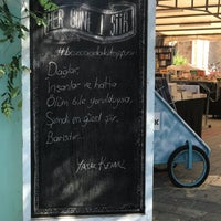 Photo taken at Bozcaada Kitap Fuarı by Nermin M. on 9/2/2017