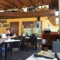 Photo taken at Bossa Nova Brazilian Cuisine by Alex F. on 9/21/2012