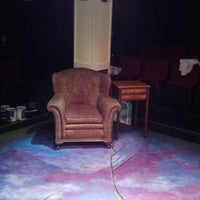 Photo taken at Spotlighters Theatre by Fuzz R. on 2/18/2013