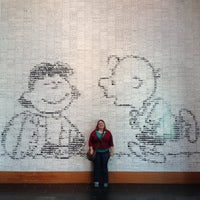 Photo taken at Charles M. Schulz Museum & Research Center by Michelle L. on 11/10/2012