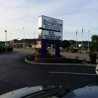 Photo taken at Riverview Inn by Ryan S. on 6/15/2014
