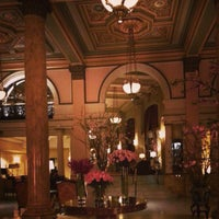 Photo taken at InterContinental The Willard Washington D.C. by Talal A. on 3/28/2013