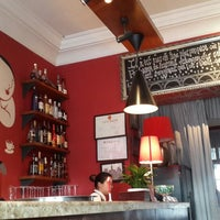 Photo taken at LA SEINE 塞纳河法国餐厅 by Earny H. on 1/19/2015