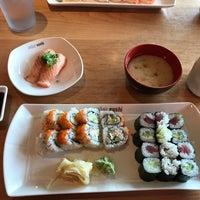 Photo taken at Mio Sushi by huskyboi on 4/22/2017